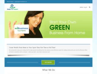 ecobusiness.com screenshot