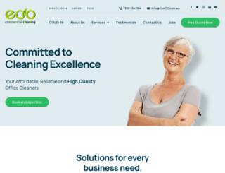 ecocc.com.au screenshot