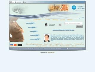 ecocenterolivas.com screenshot