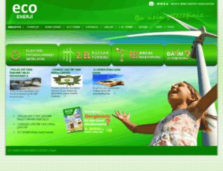 ecoenerji.net screenshot