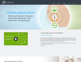 ecofactor.com screenshot