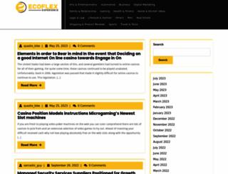ecoflex-experience.com screenshot