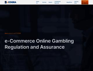 ecogra.org screenshot