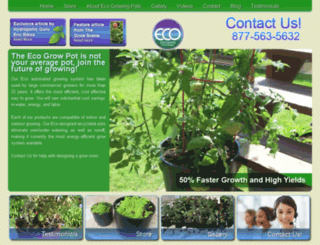 ecogrowingsystems.com screenshot