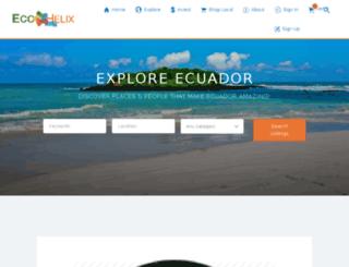 ecohelix.com screenshot