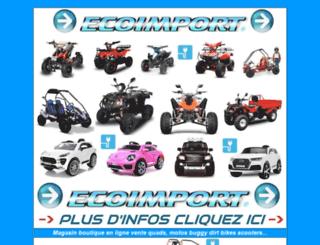 ecoimport.fr screenshot