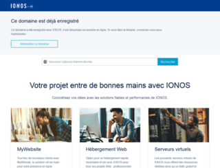 ecole-danse-paris.fr screenshot