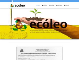 ecoleo.org.br screenshot