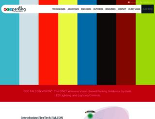 ecolightingsolutions.com screenshot