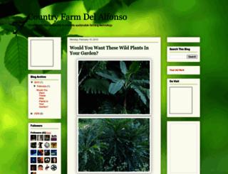 ecologyfarm.blogspot.com screenshot
