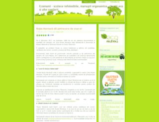 ecomami.wordpress.com screenshot