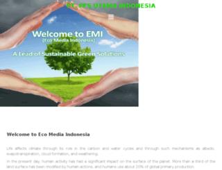 ecomediaindonesia.com screenshot
