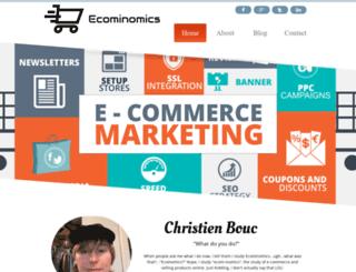 ecominomics.com screenshot