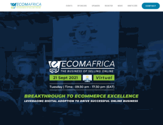 ecommerce-africa.com screenshot