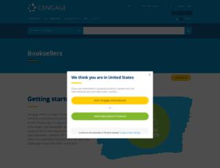 ecommerce.cengage.com.au screenshot