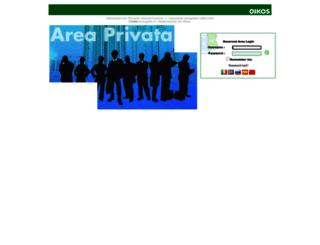 ecommerce.oikos-paint.com screenshot