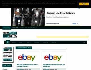 ecommercebytes.com screenshot