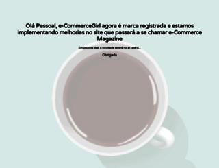 ecommercegirl.com screenshot