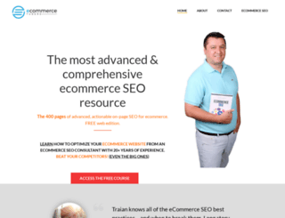 ecommercemarketingbooks.com screenshot