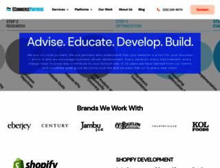 ecommercepartners.net screenshot