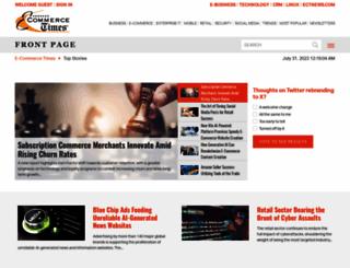 ecommercetimes.com screenshot