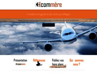 ecommere.com screenshot