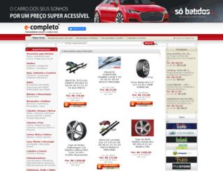 ecompleto.com.br screenshot