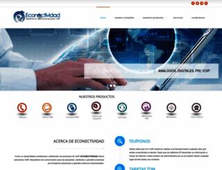 econectividad.com screenshot