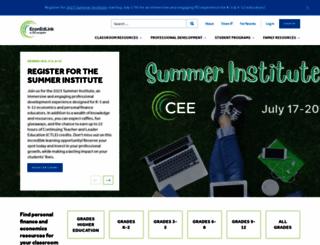 econedlink.org screenshot