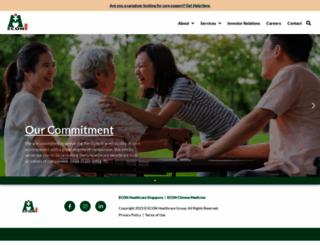 econhealthcare.com screenshot