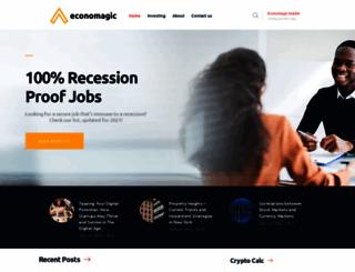 economagic.com screenshot