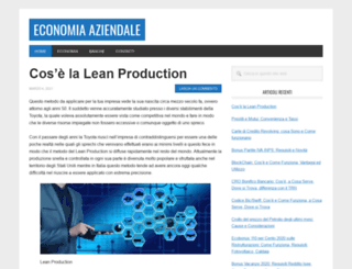 economia-aziendale.it screenshot
