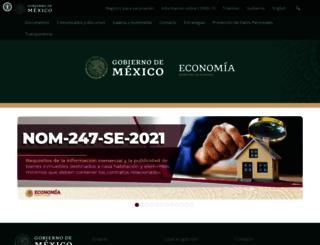 economia.gob.mx screenshot