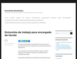 economiadomestica.info screenshot