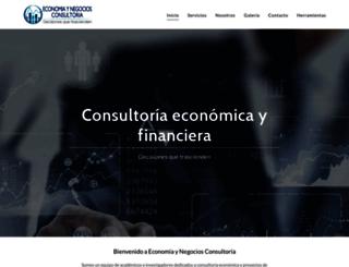 economiaynegocios.com.mx screenshot