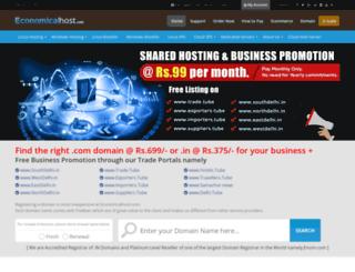economichost.com screenshot