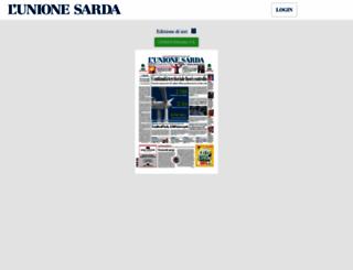 economici.unionesarda.it screenshot