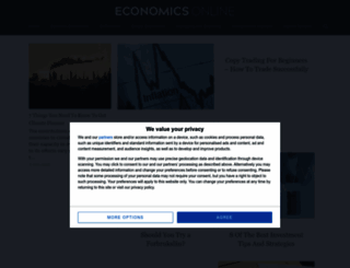 economicsonline.co.uk screenshot