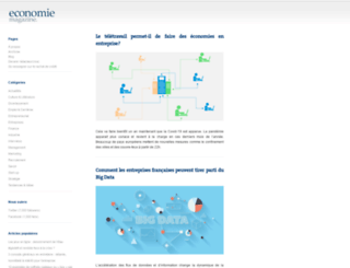 economiemagazine.fr screenshot