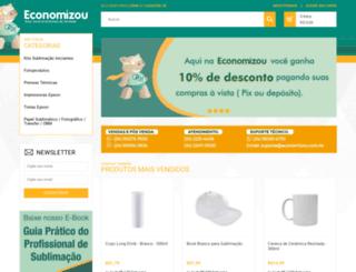 economizou.com.br screenshot