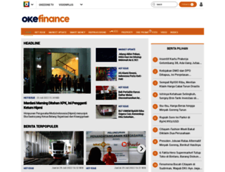 economy.okezone.com screenshot