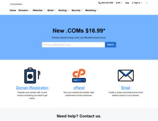 econonames.com screenshot