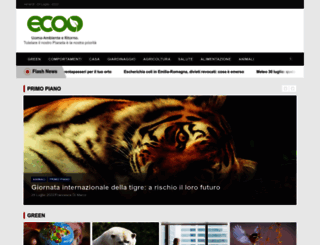 ecoo.it screenshot