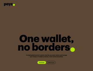 ecopayz.com screenshot