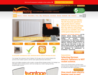 ecopowerheating.co.uk screenshot