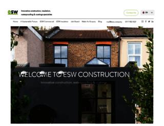 ecosw.co.uk screenshot