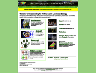 ecotope.org screenshot