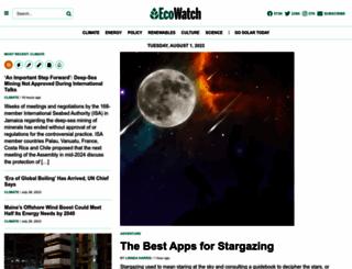 ecowatch.com screenshot