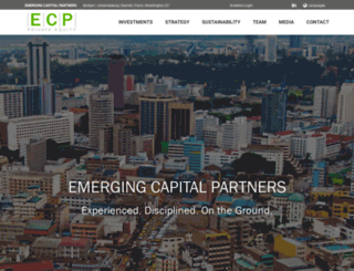 ecpinvestments.com screenshot