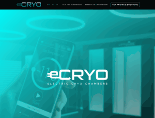 ecryo.com screenshot